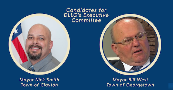 DLLG Executive Committee Candidates